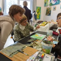 Aquarell-Workshop mit Patrizia Holubek