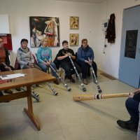 Didgeridoo-Workshop mit Matthias Offner