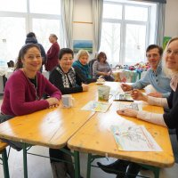 Aquarell-Workshop mit Patricia Holubek
